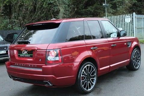 Land Rover Range Rover Sport OVERFINCH TDV6 HSE - BODY KIT- 22 INCH ALLOYS - HEATED STEERING WHEEL 5