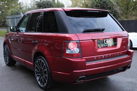 Land Rover Range Rover Sport OVERFINCH TDV6 HSE - BODY KIT- 22 INCH ALLOYS - HEATED STEERING WHEEL 2