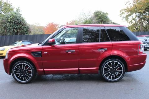 Land Rover Range Rover Sport OVERFINCH TDV6 HSE - BODY KIT- 22 INCH ALLOYS - HEATED STEERING WHEEL 7