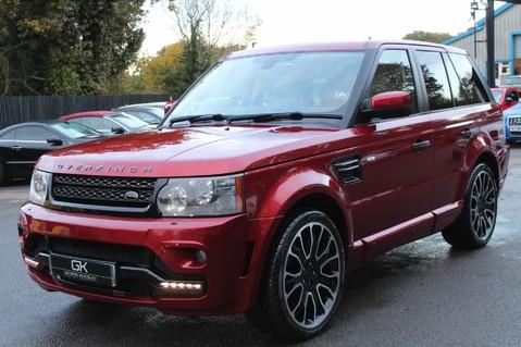 Land Rover Range Rover Sport OVERFINCH TDV6 HSE - BODY KIT- 22 INCH ALLOYS - HEATED STEERING WHEEL 8