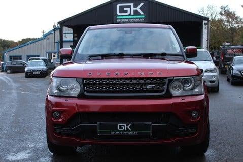 Land Rover Range Rover Sport OVERFINCH TDV6 HSE - BODY KIT- 22 INCH ALLOYS - HEATED STEERING WHEEL 9