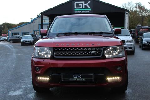 Land Rover Range Rover Sport OVERFINCH TDV6 HSE - BODY KIT- 22 INCH ALLOYS - HEATED STEERING WHEEL 10