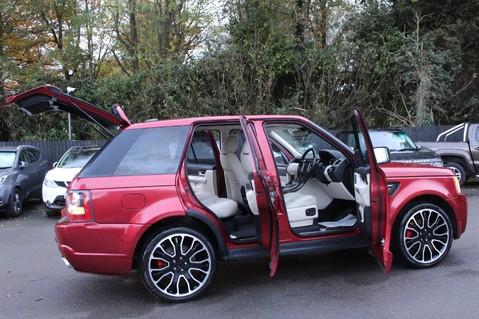 Land Rover Range Rover Sport OVERFINCH TDV6 HSE - BODY KIT- 22 INCH ALLOYS - HEATED STEERING WHEEL 14