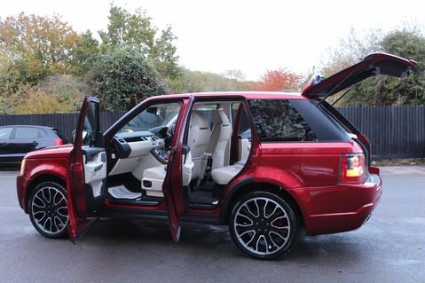 Land Rover Range Rover Sport OVERFINCH TDV6 HSE - BODY KIT- 22 INCH ALLOYS - HEATED STEERING WHEEL 15