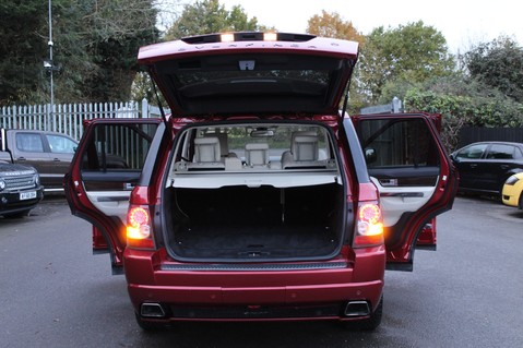 Land Rover Range Rover Sport OVERFINCH TDV6 HSE - BODY KIT- 22 INCH ALLOYS - HEATED STEERING WHEEL 16