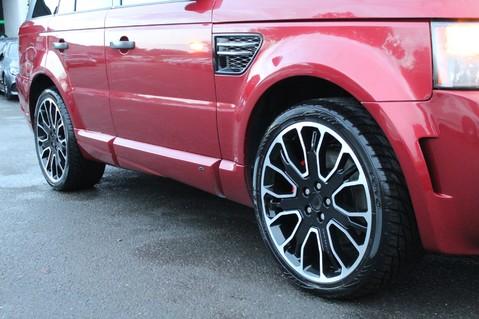 Land Rover Range Rover Sport OVERFINCH TDV6 HSE - BODY KIT- 22 INCH ALLOYS - HEATED STEERING WHEEL 17