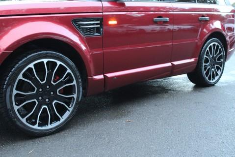 Land Rover Range Rover Sport OVERFINCH TDV6 HSE - BODY KIT- 22 INCH ALLOYS - HEATED STEERING WHEEL 18