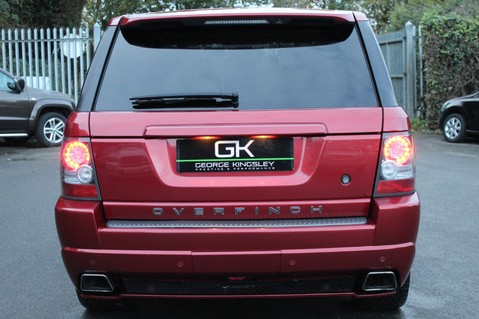 Land Rover Range Rover Sport OVERFINCH TDV6 HSE - BODY KIT- 22 INCH ALLOYS - HEATED STEERING WHEEL 19