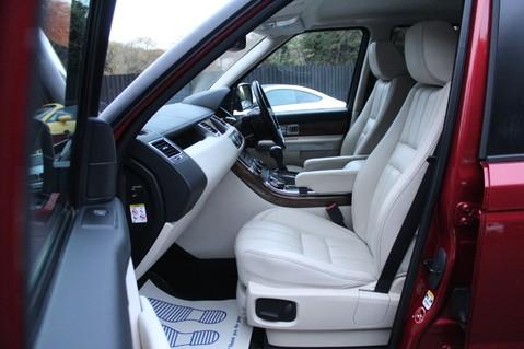 Land Rover Range Rover Sport OVERFINCH TDV6 HSE - BODY KIT- 22 INCH ALLOYS - HEATED STEERING WHEEL 21