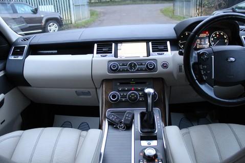 Land Rover Range Rover Sport OVERFINCH TDV6 HSE - BODY KIT- 22 INCH ALLOYS - HEATED STEERING WHEEL 26