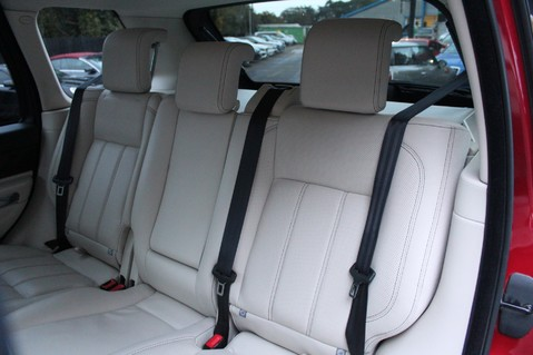 Land Rover Range Rover Sport OVERFINCH TDV6 HSE - BODY KIT- 22 INCH ALLOYS - HEATED STEERING WHEEL 30
