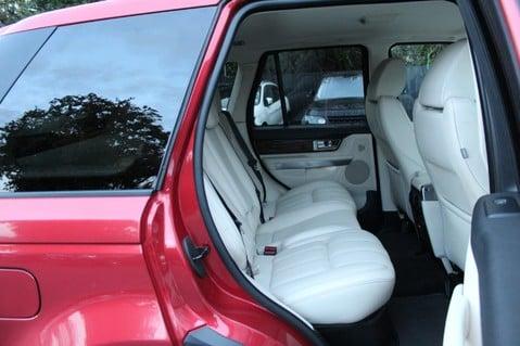 Land Rover Range Rover Sport OVERFINCH TDV6 HSE - BODY KIT- 22 INCH ALLOYS - HEATED STEERING WHEEL 31