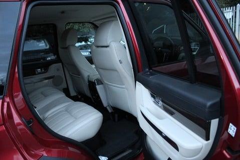 Land Rover Range Rover Sport OVERFINCH TDV6 HSE - BODY KIT- 22 INCH ALLOYS - HEATED STEERING WHEEL 32