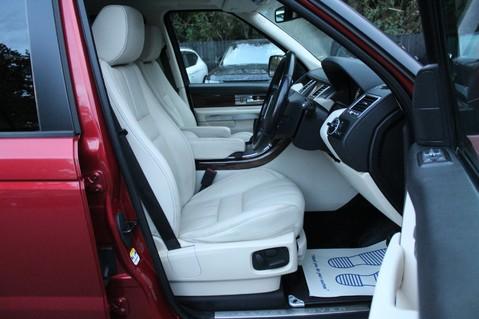 Land Rover Range Rover Sport OVERFINCH TDV6 HSE - BODY KIT- 22 INCH ALLOYS - HEATED STEERING WHEEL 37