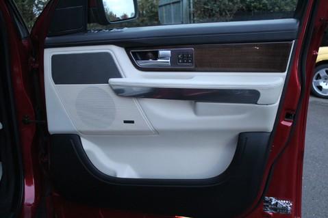 Land Rover Range Rover Sport OVERFINCH TDV6 HSE - BODY KIT- 22 INCH ALLOYS - HEATED STEERING WHEEL 40