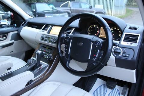 Land Rover Range Rover Sport OVERFINCH TDV6 HSE - BODY KIT- 22 INCH ALLOYS - HEATED STEERING WHEEL 41