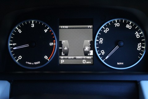 Land Rover Range Rover Sport OVERFINCH TDV6 HSE - BODY KIT- 22 INCH ALLOYS - HEATED STEERING WHEEL 43