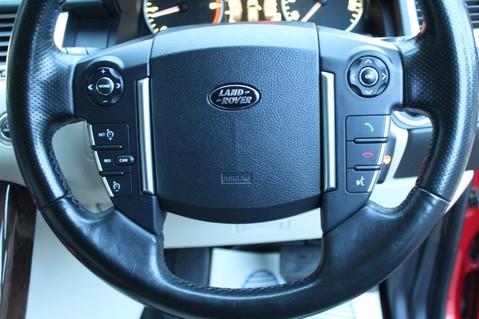 Land Rover Range Rover Sport OVERFINCH TDV6 HSE - BODY KIT- 22 INCH ALLOYS - HEATED STEERING WHEEL 55