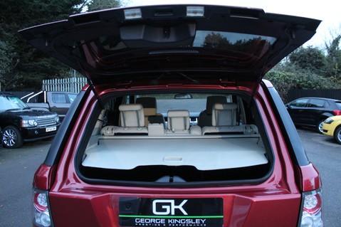 Land Rover Range Rover Sport OVERFINCH TDV6 HSE - BODY KIT- 22 INCH ALLOYS - HEATED STEERING WHEEL 56