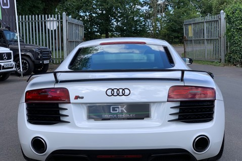 Audi R8 V8 QUATTRO S-TRONIC - LED HEADLIGHTS - FULL BLUETOOTH INTERFACE 7