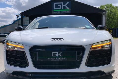 Audi R8 V8 QUATTRO S-TRONIC - LED HEADLIGHTS - FULL BLUETOOTH INTERFACE 30