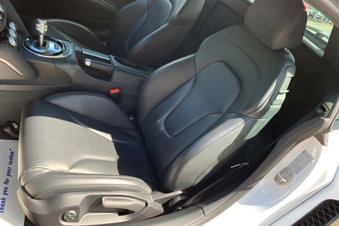 Audi R8 V8 QUATTRO S-TRONIC - LED HEADLIGHTS - FULL BLUETOOTH INTERFACE 12