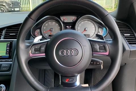 Audi R8 V8 QUATTRO S-TRONIC - LED HEADLIGHTS - FULL BLUETOOTH INTERFACE 40