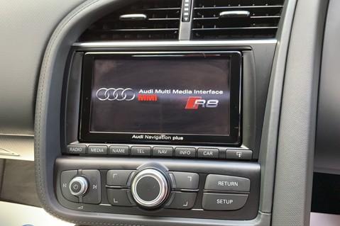 Audi R8 V8 QUATTRO S-TRONIC - LED HEADLIGHTS - FULL BLUETOOTH INTERFACE 63