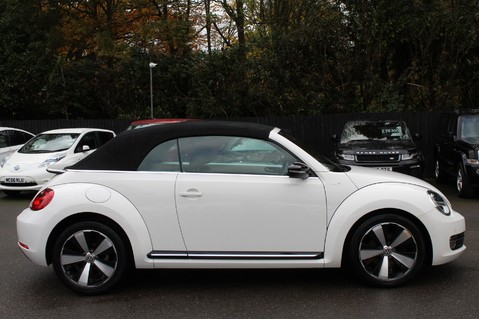 Volkswagen Beetle 60S EDITION - SAT NAV - DAB - RED/BLACK LEATHER - DEMO +1 OWNER FROM NEW 4