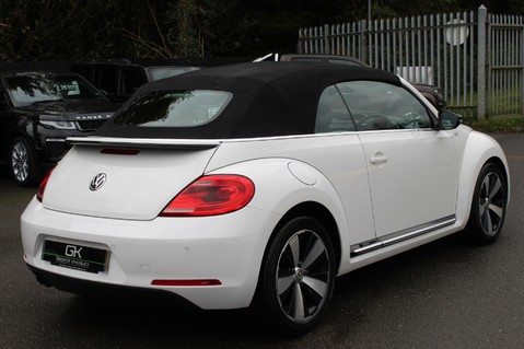 Volkswagen Beetle 60S EDITION - SAT NAV - DAB - RED/BLACK LEATHER - DEMO +1 OWNER FROM NEW 5