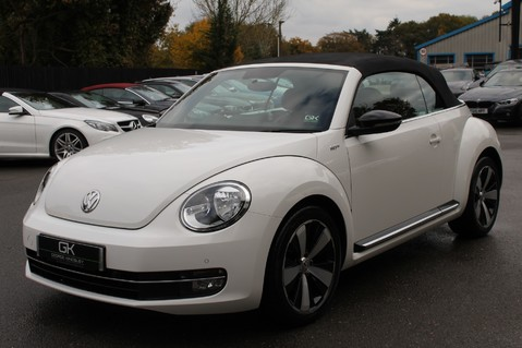 Volkswagen Beetle 60S EDITION - SAT NAV - DAB - RED/BLACK LEATHER - DEMO +1 OWNER FROM NEW 8