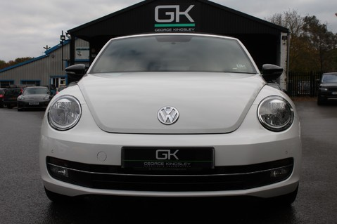 Volkswagen Beetle 60S EDITION - SAT NAV - DAB - RED/BLACK LEATHER - DEMO +1 OWNER FROM NEW 9