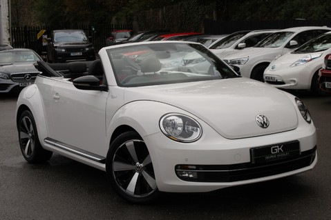 Volkswagen Beetle 60S EDITION - SAT NAV - DAB - RED/BLACK LEATHER - DEMO +1 OWNER FROM NEW 20