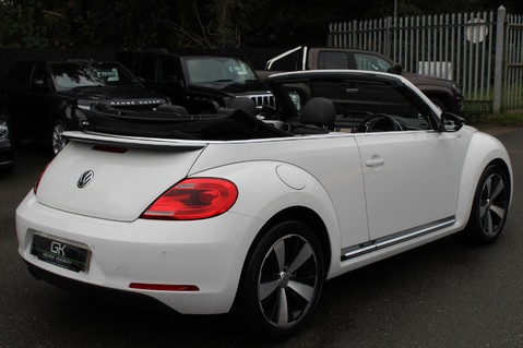 Volkswagen Beetle 60S EDITION - SAT NAV - DAB - RED/BLACK LEATHER - DEMO +1 OWNER FROM NEW 21