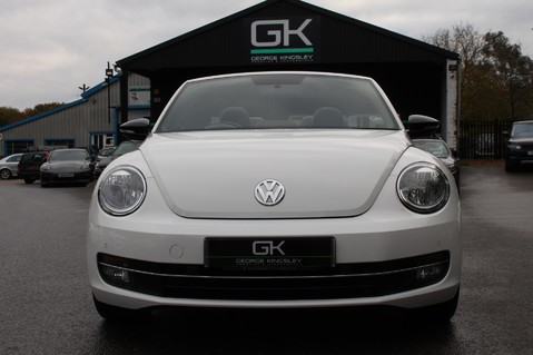 Volkswagen Beetle 60S EDITION - SAT NAV - DAB - RED/BLACK LEATHER - DEMO +1 OWNER FROM NEW 26