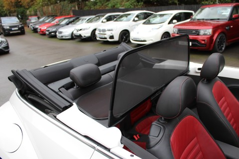 Volkswagen Beetle 60S EDITION - SAT NAV - DAB - RED/BLACK LEATHER - DEMO +1 OWNER FROM NEW 61