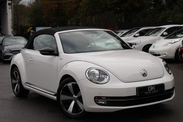 Volkswagen Beetle 60S EDITION - SAT NAV - DAB - RED/BLACK LEATHER - DEMO +1 OWNER FROM NEW