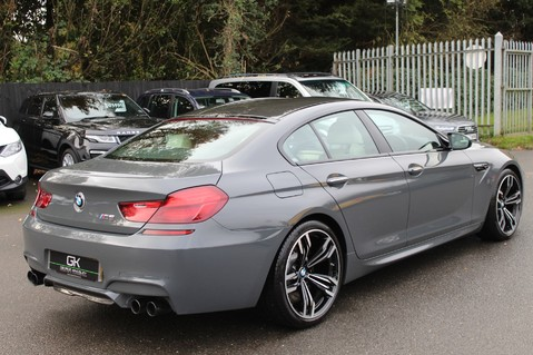 BMW 6 Series M6 GRAN COUPE - COMPETITION PK- B+O ADVANCED- KEYLESS- SURROUND CAMERAS 5