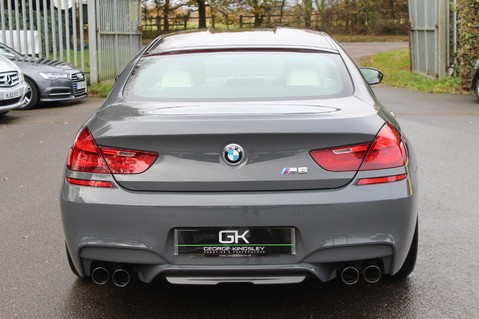 BMW 6 Series M6 GRAN COUPE - COMPETITION PK- B+O ADVANCED- KEYLESS- SURROUND CAMERAS 6