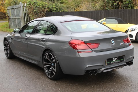 BMW 6 Series M6 GRAN COUPE - COMPETITION PK- B+O ADVANCED- KEYLESS- SURROUND CAMERAS 2