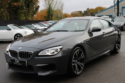 BMW 6 Series M6 GRAN COUPE - COMPETITION PK- B+O ADVANCED- KEYLESS- SURROUND CAMERAS 8