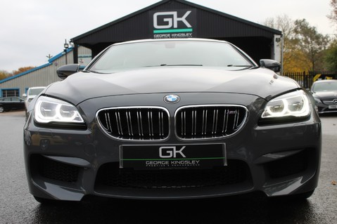 BMW 6 Series M6 GRAN COUPE - COMPETITION PK- B+O ADVANCED- KEYLESS- SURROUND CAMERAS 9