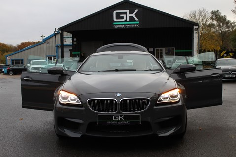 BMW 6 Series M6 GRAN COUPE - COMPETITION PK- B+O ADVANCED- KEYLESS- SURROUND CAMERAS 14