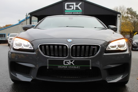 BMW 6 Series M6 GRAN COUPE - COMPETITION PK- B+O ADVANCED- KEYLESS- SURROUND CAMERAS 18