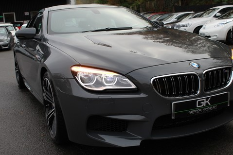 BMW 6 Series M6 GRAN COUPE - COMPETITION PK- B+O ADVANCED- KEYLESS- SURROUND CAMERAS 19