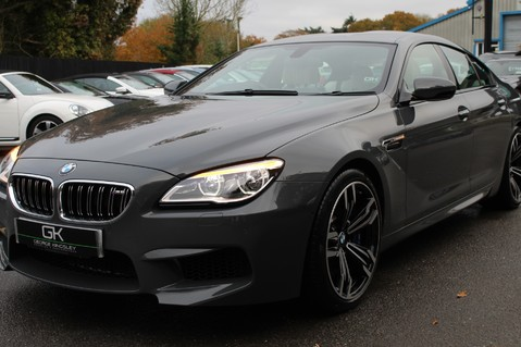 BMW 6 Series M6 GRAN COUPE - COMPETITION PK- B+O ADVANCED- KEYLESS- SURROUND CAMERAS 20
