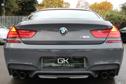BMW 6 Series M6 GRAN COUPE - COMPETITION PK- B+O ADVANCED- KEYLESS- SURROUND CAMERAS 21