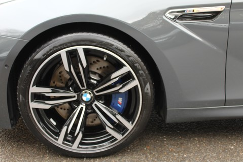 BMW 6 Series M6 GRAN COUPE - COMPETITION PK- B+O ADVANCED- KEYLESS- SURROUND CAMERAS 29