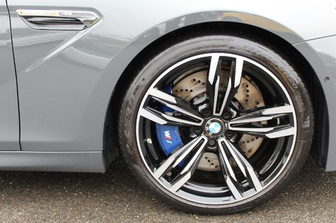 BMW 6 Series M6 GRAN COUPE - COMPETITION PK- B+O ADVANCED- KEYLESS- SURROUND CAMERAS 30