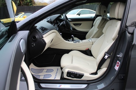 BMW 6 Series M6 GRAN COUPE - COMPETITION PK- B+O ADVANCED- KEYLESS- SURROUND CAMERAS 10